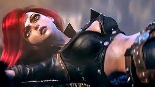 League of Legends 'A Twist Of Fate' Cinematic Trailer  【Movie Scene HD】
