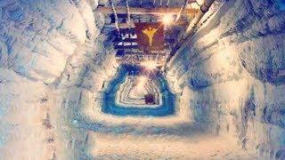 Этот ЗАБРОШЕННЫЙ ядерный город был похоронен во льдах, что произойдет если он разморозится?