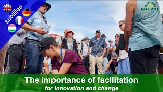 The role of facilitation for innovation and change in agriculture – Experiences from New Zealand