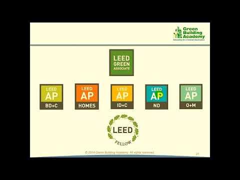 Beginners Guide to USGBC LEED v4 Green Associate Examination ...