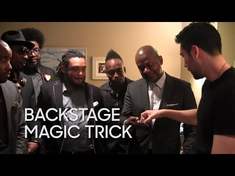 Backstage Magic Trick: Dan White And The Roots Mp3