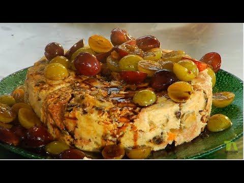 Queso de pollo - Ensalada navideña - Smoothie de fresa | Andrés Trujillo | La Sartén por el Mango