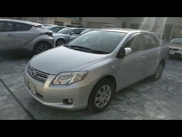 Toyota Corolla Axio X 1.5 2007 for Sale in Lahore