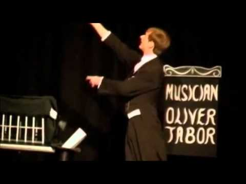 Oliver The Magician Video