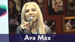 """Ava Max - """"Let It Be Me"""" (Live)"""