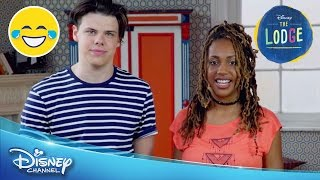 The Squeeze | Film Scene Challenge | Official Disney Channel UK