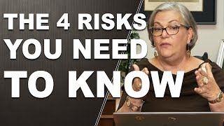 THE 4 RISKS YOU NEED TO KNOW: Global Threats That Will Impact Your Wealth