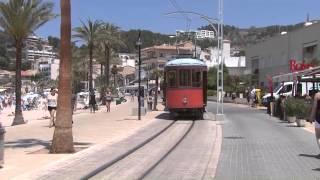 preview picture of video 'Visita a la zona turística de Sóller'
