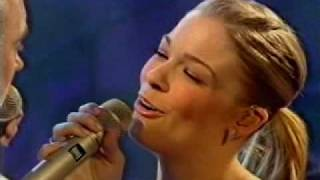 Boyzone - Ronan Keating and Leann Rimes - Last Thing On My Mind on Parkinson