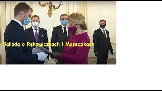 Ballada o Rekawiczkach i Maseczkach – WUJEK TIMO