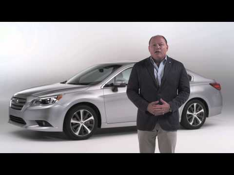 The 2015 Legacy. In-depth.