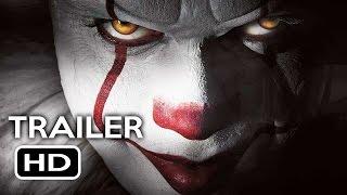 It Trailer #1 (2017) Stephen King Horror Movie HD