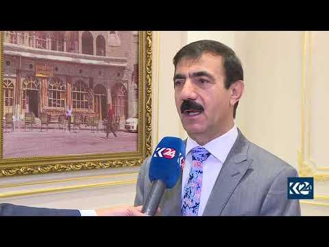 بەڤیدیۆ.. ھاتنی شاندی زلھێزی ئابووری بۆ ھەرێمی كوردستان بەردەوامە