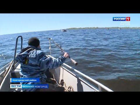 Новгородские инспекторы рыбоохраны присоединились к масштабной экологической акции «Всероссийский день без сетей»