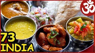 Indian STREET FOOD. Indian CUISINE. What to eat? SUBTITLES. INDIA 73