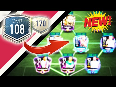 NEW SUPERSTARS JOIN THE TEAM! AMAZING 108 OVR TEAM UPGRADE!  FIFA MOBILE 20