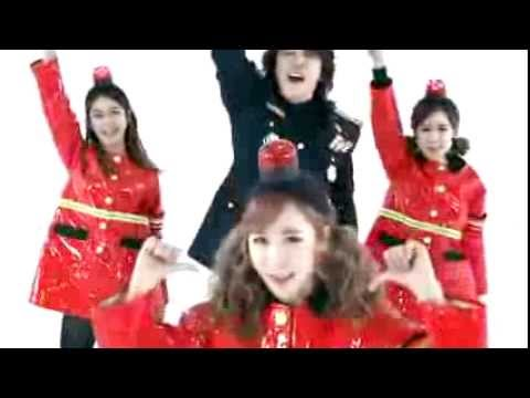 Crayon Pop, Kim Jang Hoon - HERO
