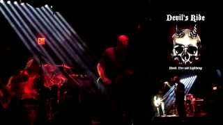 DEVIL'S RIDE - Jan 29, 2015 - LiveWire Chicago - Full Set