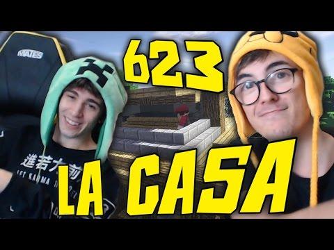 Minecraft ITA - #623 - LA CASA DI FAVIJ (PARTE 1)
