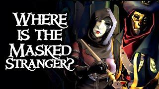 WHERE IS THE MASKED STRANGER? // SEA OF THIEVES - I wonder where Wanda went?