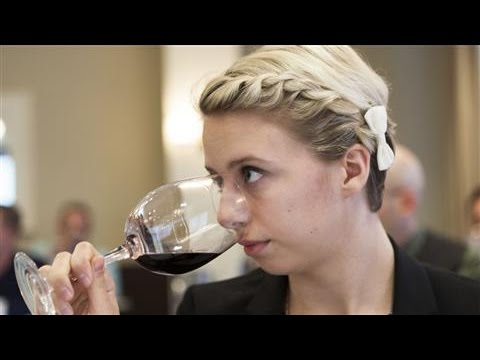 Wine Lovers Take On Sommelier Exams - YouTube