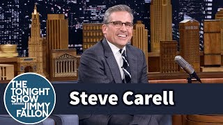 Steve Carell Overtakes George Clooney as the Internet