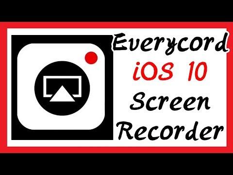 Cách Tải Phần mềm quay màn hình cho IOS 10+ 10.3.2 ! Thành công 100%