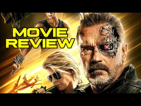 TERMINATOR: DARK FATE Movie Review (2019) Linda Hamilton
