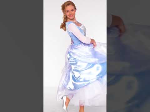Edles Prinzessinnenkleid Cinderella | dressforfun