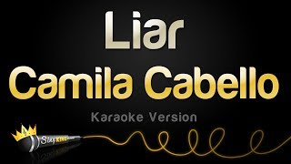 Camila Cabello   Liar (Karaoke Version)
