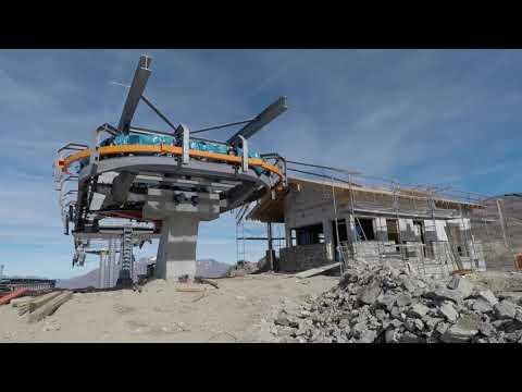 Aux Deux Alpes, le secteur de la Toura change de visage