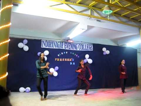 Indiranagar Evening college video cover2