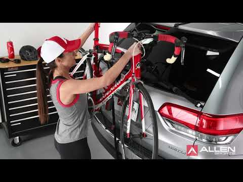 Allen Sports Ultra Compact Trunk Mounted Bike Racks