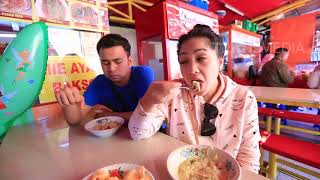 JANJI SUCI - Raffi Neraktir Gigi Sama Merry Di Pasar Pagi (7/1/18) Part 1