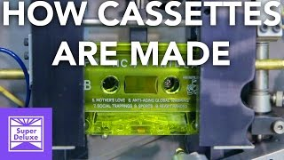 And the Cassette story continues