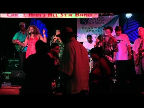 Blurred Lines -Tennessee R&B Society Jam -Host, Jimmy Church