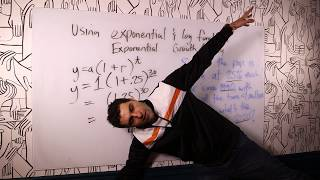 Algebra 2 – Using Exponential And Logarithmic Functions (Growth And Decay Word Problems)