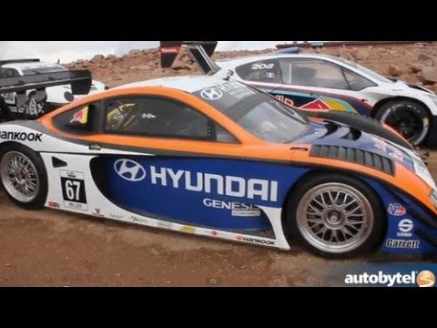 Rhys Millen and Paul Dallenbach Talk About The 2013 Pikes Peak Hill Climb