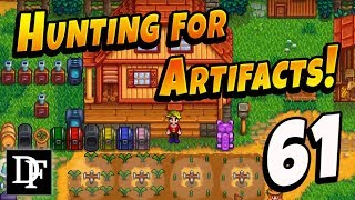 Let's Find Those Artifacts! - Stardew Valley Completionist 61