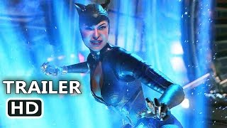 PS4 - Injustice 2 Catwoman Gameplay
