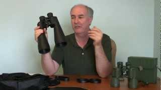 Celestron SkyMaster 15x70 Binoculars Unboxing