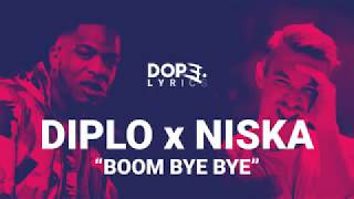 "DIPLO feat NISKA ""BOOM BYE BYE"""