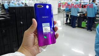 A Quick Tour Of Oppo's Production Line In China