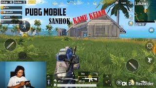 SANHOK YANG KEJAM - PUBG MOBILE INDONESIA