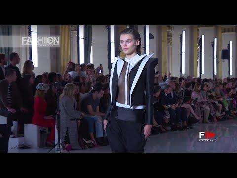 BALMAIN Spring Summer 2019 Paris - Fashion Channel