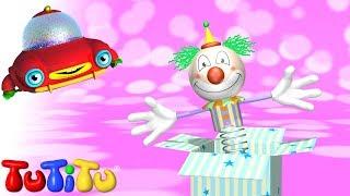 TuTiTu Leksaker | Clown
