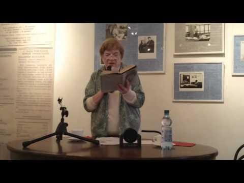 Ирма Кудрова о гибели Марины Цветаевой