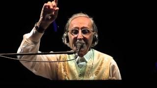 Franco Battiato - Y te vengo a buscar. Auditorio Mar de Vigo. 4/9/15.