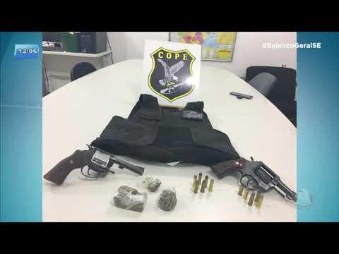 Polícia elucida crime de assalto a banco em Boquim - BALANÇO GERAL SERGIPE
