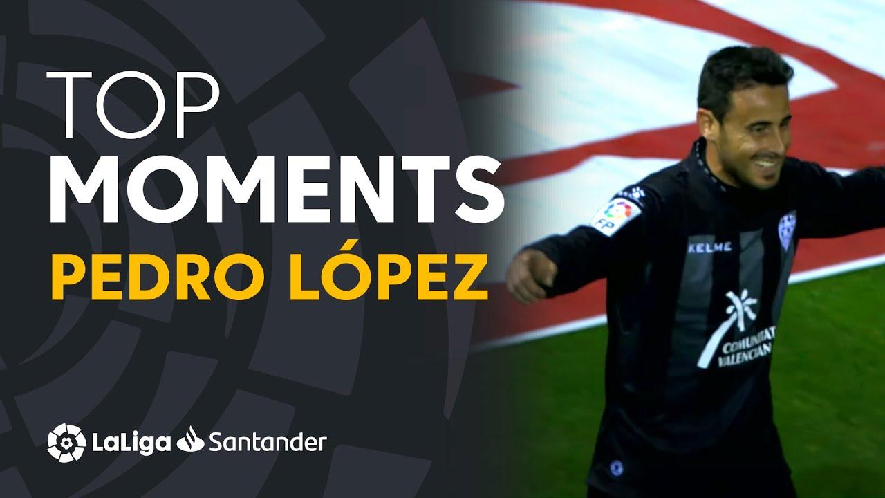 Pedro López se retira del fútbol profesional